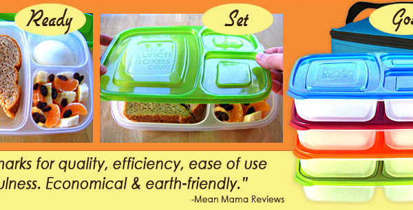 EasyLunchBoxes.com – The Lunchbox System of my Dreams!