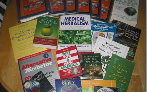Becoming a Holistic Health Practitioner!