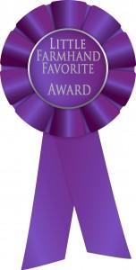 Farmhand Favorite Award