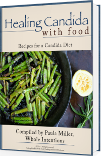 Healing Candida With Food - Garlic Spaghetti p 47