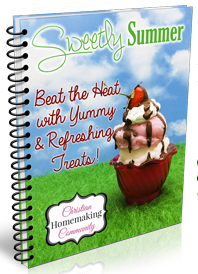 Sweetly Summer FREE Ebook Cookbook