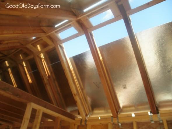 Building a tiny house ~ www.happyunconventionallife.com