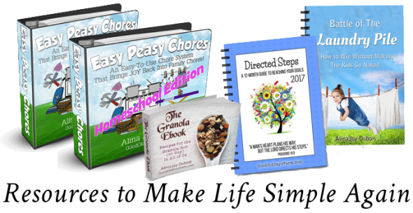 resources to make life simple again