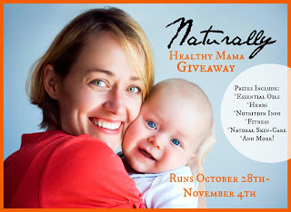 Naturally Healthy Mama Giveaway