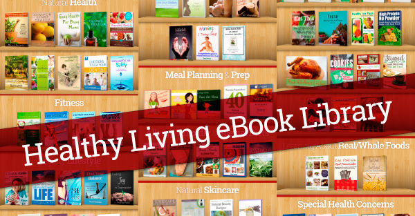 Ultimate Healthy Living Ebook Bundle Sale