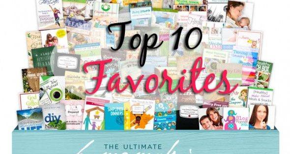 10 Things I am Excited About…