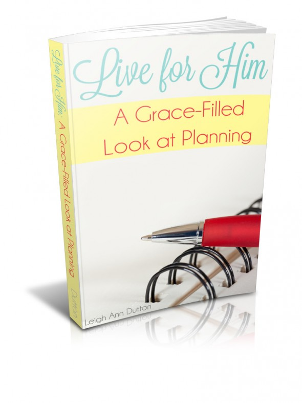 live-for-him-book