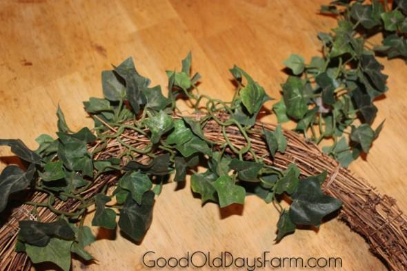 DIY Beautiful Fall Wreath