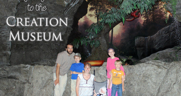 Our Visit to the Answers In Genesis Creation Museum