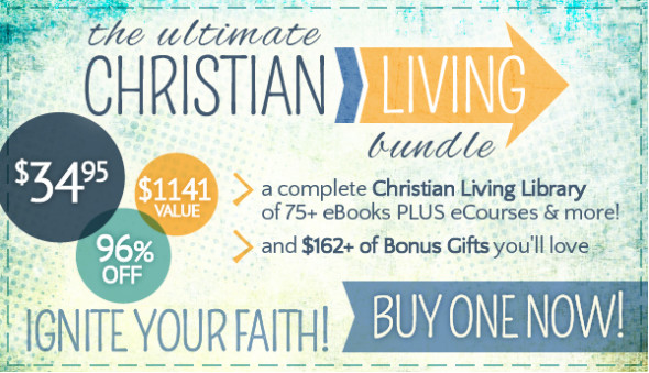 Ultimate Christian Living Ebook Bundle
