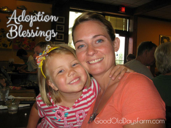 Adoption Blessings: An Adoption Story