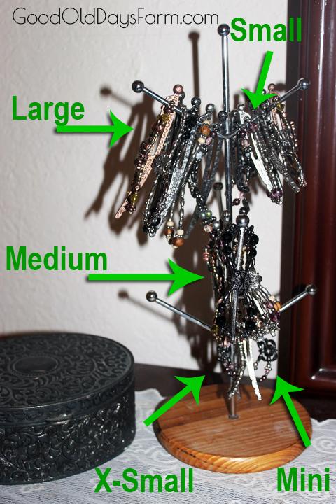 www.LillaRose.biz/GoodOldDaysFarm Flexi Clip Storage Solutions