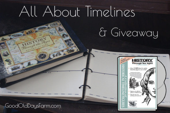 All About Timelines Giveaway
