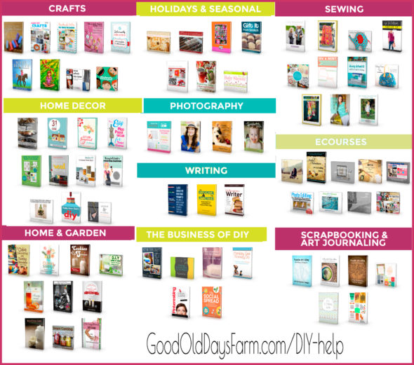 Ultimate DIY Ebook Library