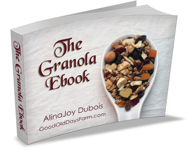 The Granola Book