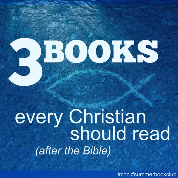 3 christian books