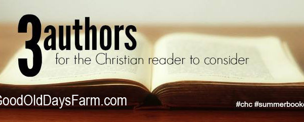 3 Secular Books For Christians