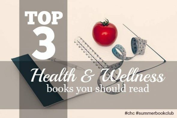 3 Health And Wellness Books