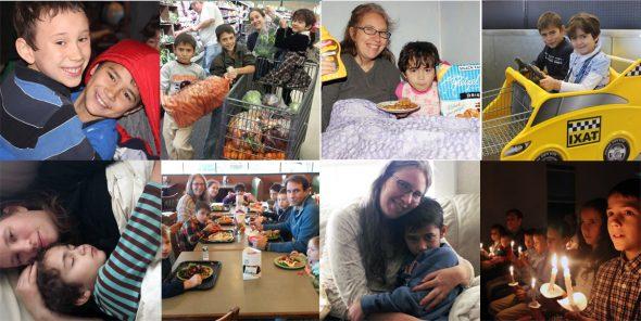 We had such fun Orphan Hosting last winter!
