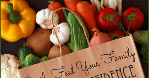 Simple Nutrition: A Mom's Guide to Feeding Your Family With Confidence