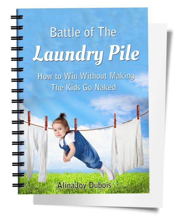 Laundry Tips & Inspiration and suggested laundry routines from 4 Moms of Many