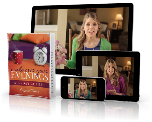 Make Over Your Evenings Will Help You Get A Jump Start On Your Day