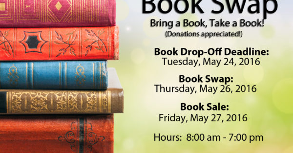 Orphan Hosting Fundraiswer BookSwap