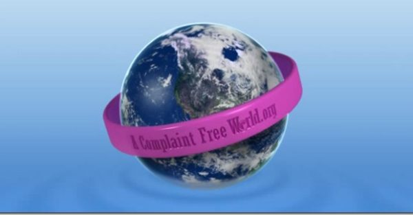 A Complaint Free World by Will Bowen: The Challenge, a Class and other Helps!