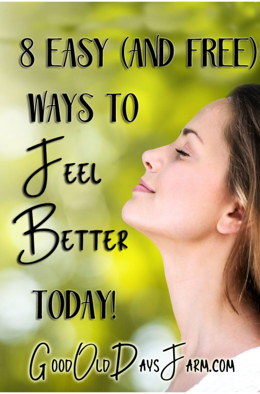 8 Quick Tips to help a busy woman feel better and more vibrant. Great sugestions!  I need help with a couple of these areas!