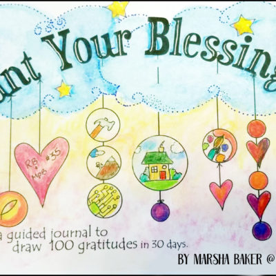 An invitation to the coolest Gratitude Challenge EVER!