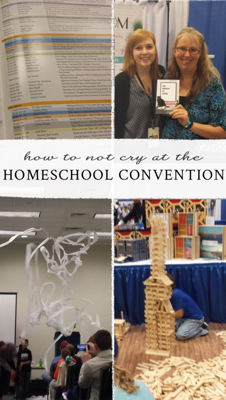 Great Homeschool Conventions Review