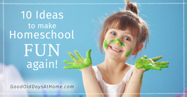 These 10 Ideas Make Homeschool Fun For Everyone!