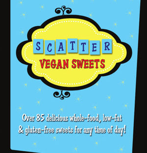 Scatter Vegan Sweets – Review & Giveaway!