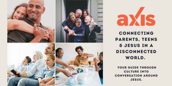 Pictures of Teens being Discipled By Their Parents using the Axis program