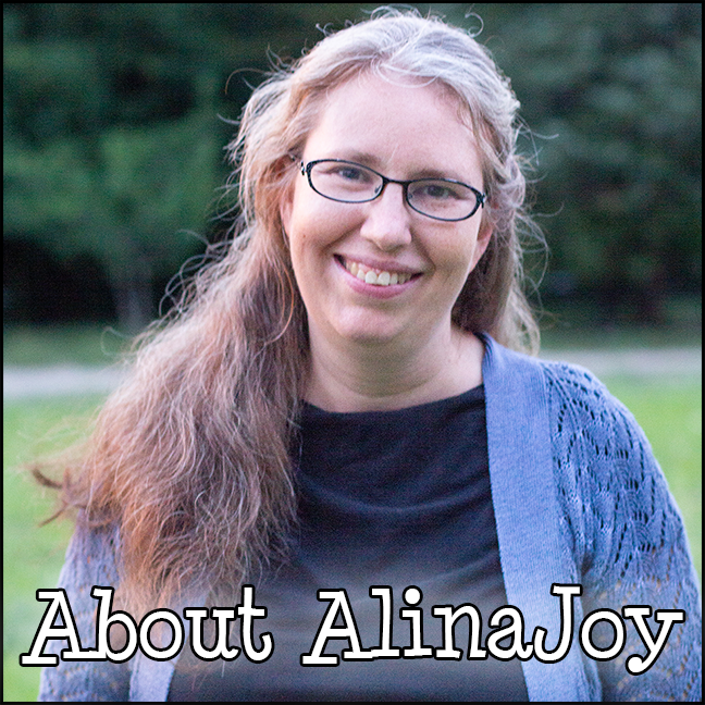 About AlinaJoy