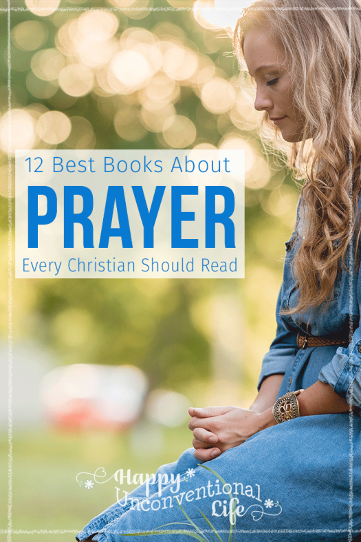 Best Books About Prayer