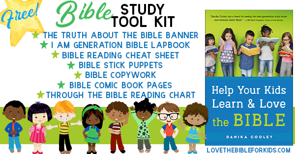 Are Children's Sabbath (or Sunday) School Lessons Enough Bible for Your Kids?