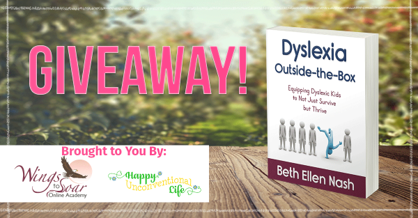 Giving Dyslexic Children Wings To Soar – A Review & Giveaway